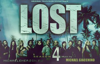 Lost - Original Soundtrack - Сезон 4