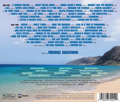 Original television soundtrack (Final season)