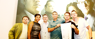 POI cast and showrunners