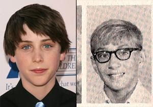 Похож ли молодой Майкл на актера Стерглинга Бомона?